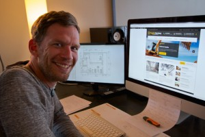Christian Sternberg ist Inhaber von Projekte Sternberg