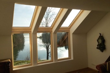 Dachfenster Einbau